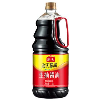 海天 生抽酱油 1.9L