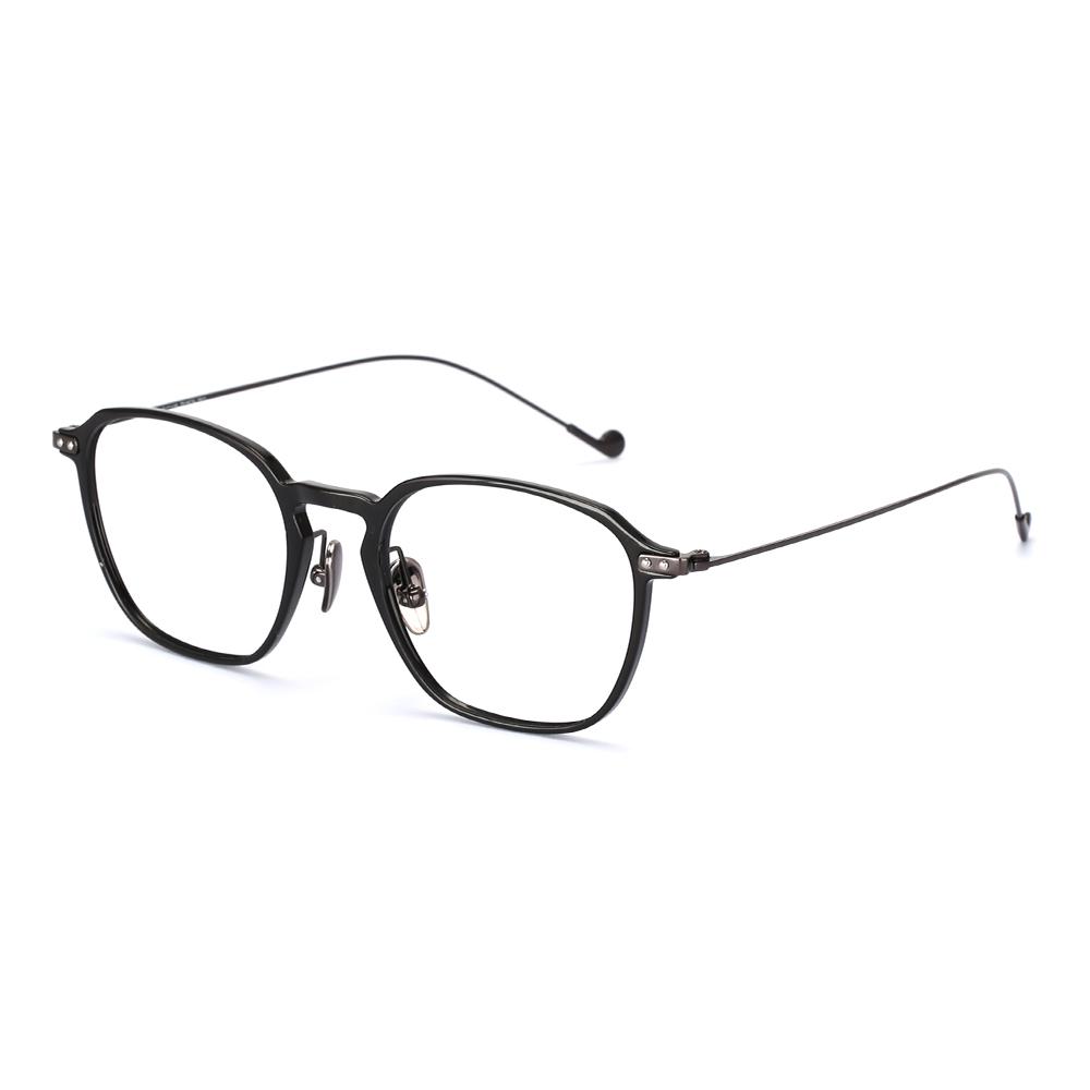 HAN HN41045M 不锈钢光学眼镜架
