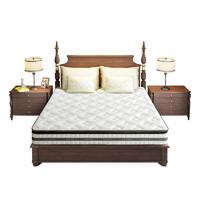 1日0点:SLEEMON 喜临门 雅典娜 3CM乳胶独立弹簧床垫 180*200*26cm