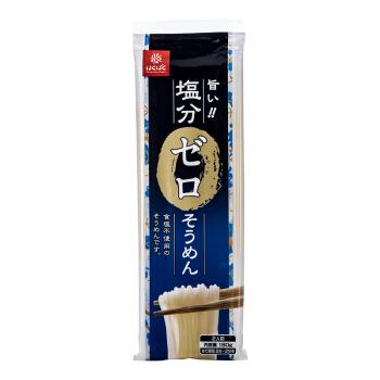 hakubaku 黄金大地 0盐分素面 180g*3包装