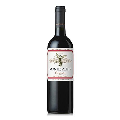 MONTES 蒙特斯 ALPHA 欧法佳美娜红葡萄酒 750ml