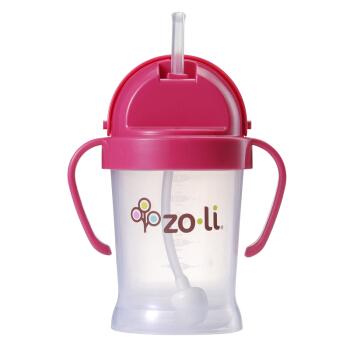 ZoLi 宝宝吸管训练水杯 绿色 270ml
