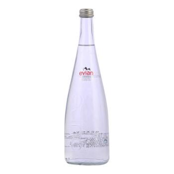Evian 依云 天然矿泉水 750ml/瓶