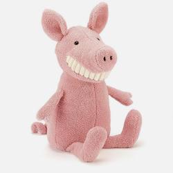 jELLYCAT 邦尼兔 呲牙小猪 大号 36cm