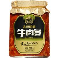 吉香居 金典脆笋牛肉多 200g