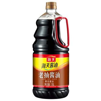 海天 老抽酱油 1.9L