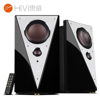 HiVi 惠威 T200MKII 有源蓝牙音箱