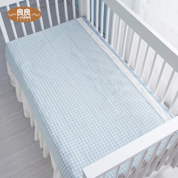 L-LIANG 良良 婴儿苎麻凉席 125*74cm