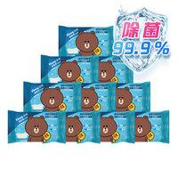 Kleenex 舒洁 湿厕纸 旅行装10片*10包装 *2件