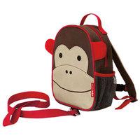 Skip Hop 动物防走失背包 猴子图案