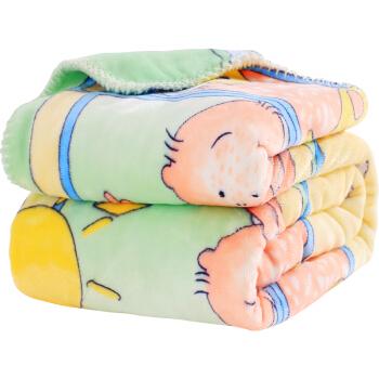 Elepbaby 象宝宝 云貂绒毯系列 双层加厚毛毯