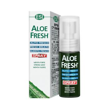 Aloe Fresh 瑷芦清 芦荟口气清新喷雾 15ml
