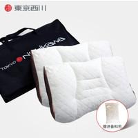 Nishikawa 东京西川 树脂软管枕头芯 64*43cm