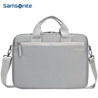 新秀丽单肩背包 苹果MacBook air/Pro电脑包 手提内胆包13.3英寸笔记本包 BP5*28002 银灰色 *3件