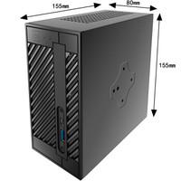 ASRock 华擎 DeskMini 110/COM 迷你台式电脑