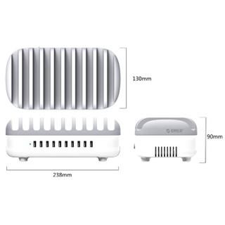 ORICO 奥睿科 DUK 10口USB充电器