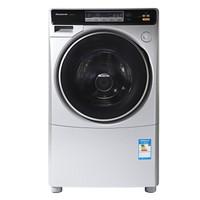 Panasonic 松下 XQG70-V77305 阿尔法系列 7公斤 变频滚筒洗衣机(斜筒)