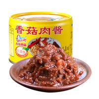 GuLong 古龙 香菇肉酱 (罐装、180g)