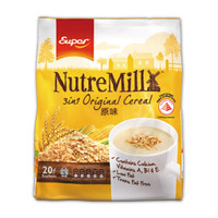 SUPER Nutremill 3合1 速溶麦片 600g*3包