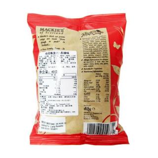 MACKIE'S 哈得斯 薯片 (香辣味、40g)
