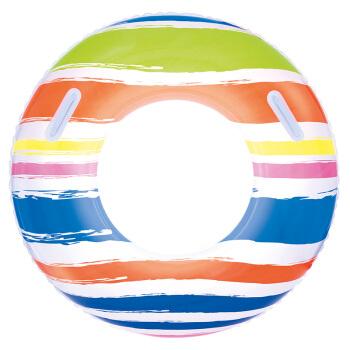 BESTWAY 游泳圈 成人救生圈 91CM
