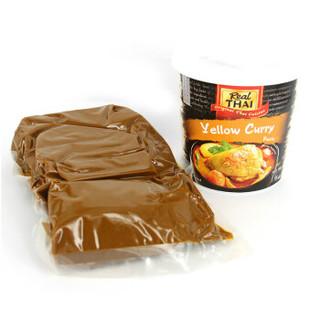 Real Thai 丽尔泰 黄咖喱酱 1kg