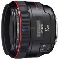 Canon 佳能 EF 50mm F/1.2L USM 标准定焦镜头