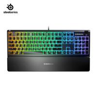 新品发售: SteelSeries 赛睿 Apex 3 游戏键盘