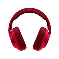 百亿补贴:Logitech 罗技 G433 有线游戏耳机 头戴式 红色