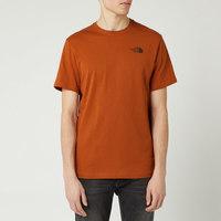 银联专享:THE NORTH FACE 北面 2SM4 男士短袖T恤