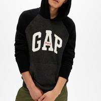 Gap 盖璞 474796 男装Logo徽标连帽衫