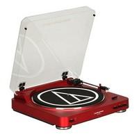 银联专享:audio-technica 铁三角 AT-LP60RD 黑胶唱片机