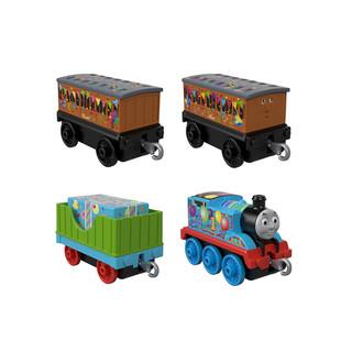 THOMAS&FRIENDS 托马斯和朋友 合金小火车组合装四辆装 GCK95