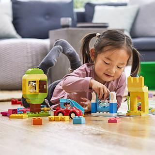 LEGO 乐高 得宝大颗粒 10914 豪华缤纷桶