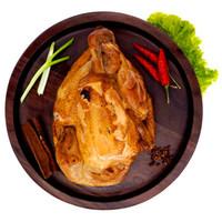 限地区:福成美食家 三河小熏鸡 500g *6件