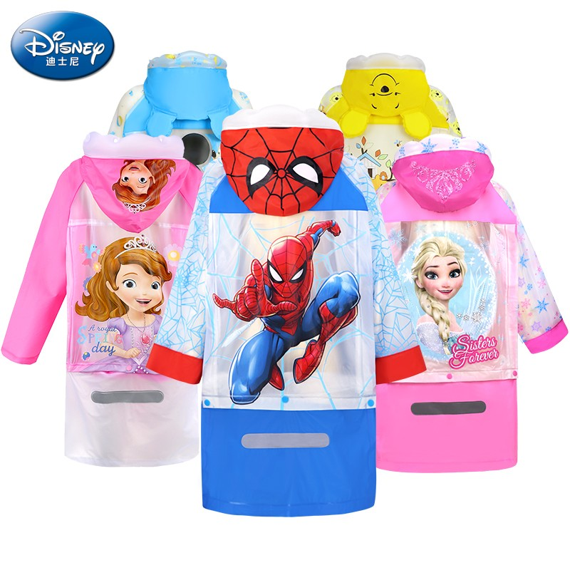 Disney 迪士尼 儿童雨衣