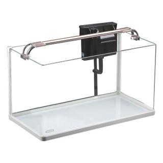森森HRK600套缸热弯鱼缸免换水懒人生态鱼缸小型水族箱超白玻璃金鱼缸水草缸