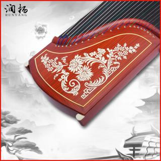 润扬古筝 春满园 专业演奏初学者考级扬州10级古筝琴乐器