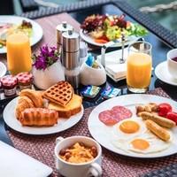 万豪全国多城124店早餐全月31天无限畅吃