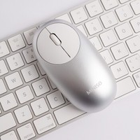 MINISO 名创优品 双模无线金属鼠标