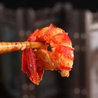 小龙虾畅吃+澳牛汉堡+海鲜刺身+扒炉烧烤+瑞士甜品!上海宏安瑞士大酒店 瑞绯阁晚餐任点任食