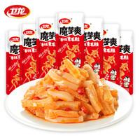 卫龙  魔芋爽香辣味  600g/袋(新老包装更替,随机发货) *5件 +凑单品