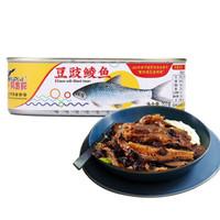京东PLUS会员:鹰金钱 豆豉鲮鱼罐头 227克/罐 *13件