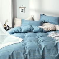 Xanlenss 轩蓝仕 40支纯棉印花四件套 1.5/1.8米床