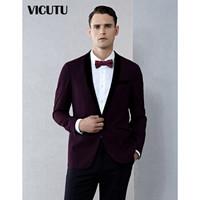 VICUTU 威可多 男士单西服上衣