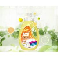 88VIP:AXE 斧头牌 柠檬清香 地板清洁剂 1L*2木地板 *4件