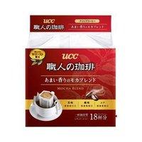 UCC 悠诗诗 滴滤式职人咖啡粉 醇香摩卡(红)18p *2件