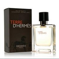 考拉海购黑卡会员:HERMÈS 爱马仕Terre d'Hermes 大地 男士淡香水 EDT 50ml