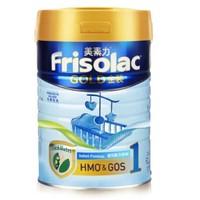 Friso 美素佳儿  港版金装 婴儿配方奶粉 1段 900克  *2件