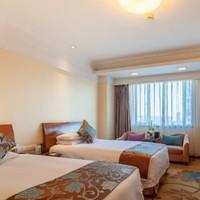 周末/五一/端午不加价!杭州西湖畔酒店精品商务双床房1晚